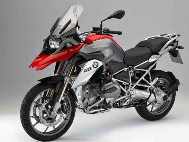 BMW R 1200 GS 2013: Set out again… for 20 years!
