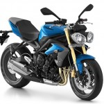 News Motor Bike 2013: Triumph Daytona 675 and Triumph Street Triples 675 evo, they arrive…