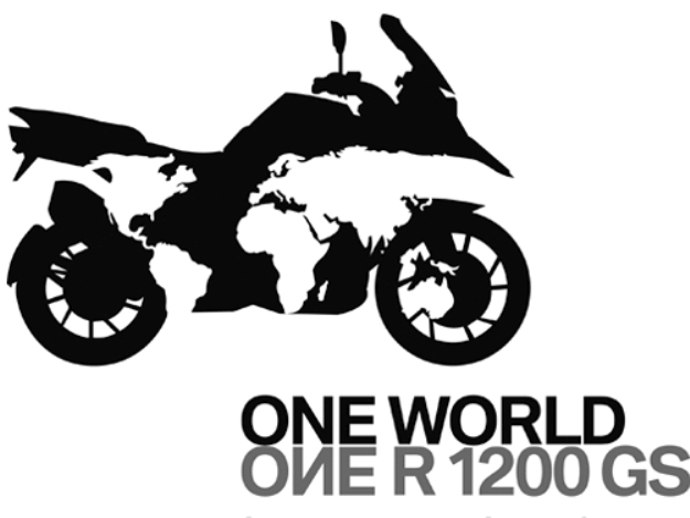 One World One GS: Go the world in BMW R1200GS!