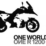 One World One GS BMW R1200GS!