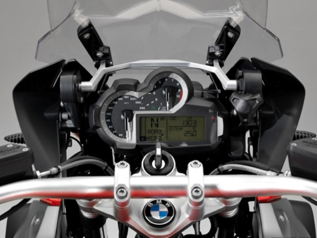 BMW R 1200 GS 2013: Dates of presentation