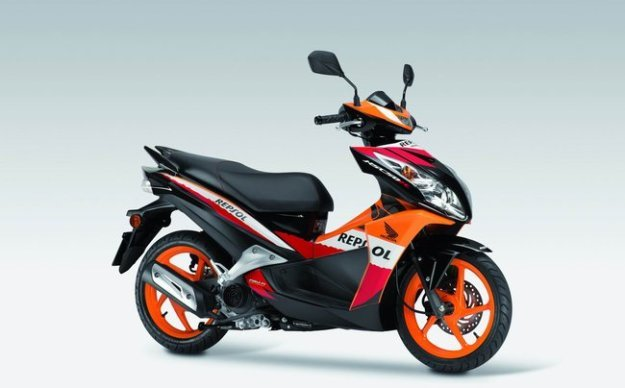 Honda NSC50R 2013: The 50 Cm3 at the height character