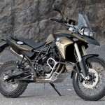 BMW F 800 GS official BMW accessories