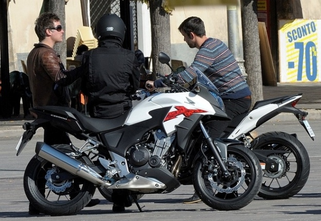 News motor bike 2013: Honda CB 500, Honda CBR 500 and Honda CB 500 X will be in Milan!