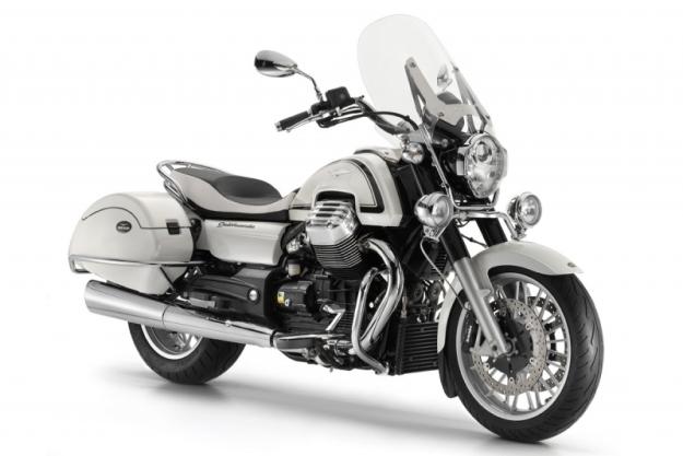 Test Moto Guzzi California 1400 Touring 2013