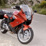 News motor bike 2013: BMW F800GT, the sport tourism light weight