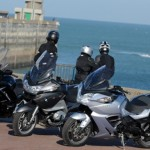 BMW R1200RT vs Triumph Trophy 1200 SE vs Yamaha FJR 1300 a