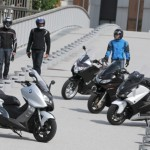 Aprilia SRV 850 ABS-ATC, BMW C 600 Sport ABS