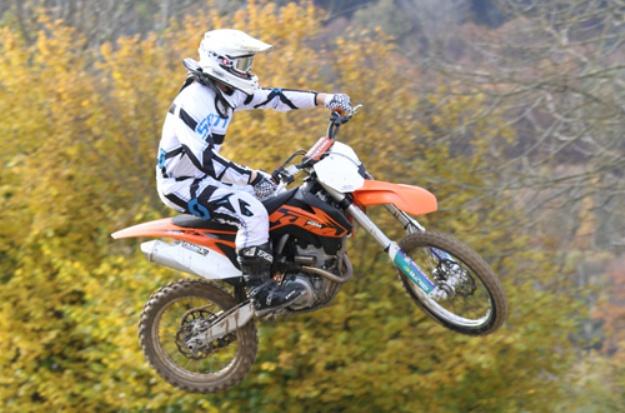 Comparative motor bikes Honda CRF 250 R, Kawasaki KX 250 F, KTM 250 SX-F, Suzuki 250 RM-Z, Yamaha YZ 250 F: The match 2013!