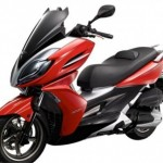 Kymco K-XCT 125 2013 Confirmed arrival!