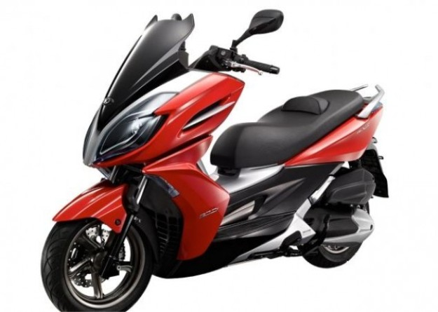 Kymco K-XCT 125 2013: Confirmed arrival!