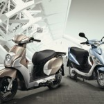 Innovations Kymco 2013: People One 125, Super 8,125, Queen 3.0 EV and Candy 2.0 EV