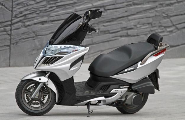 test kymco g-dink 300i 2012 - bikes catalog