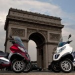 Piaggio MP3 300 LT Hybrid Test