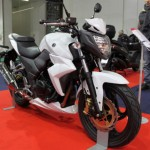 News motor bike 2013 with the EICMA Sym Wolf SB 250, pretty Taiwanese for the A2 licenses