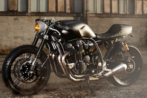 Special: Yamaha XJR1300 Built Yard by Wrenchmonkees