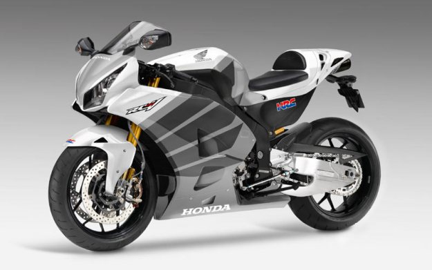 News motor bike 2013: Which look for Honda RCV Replica?