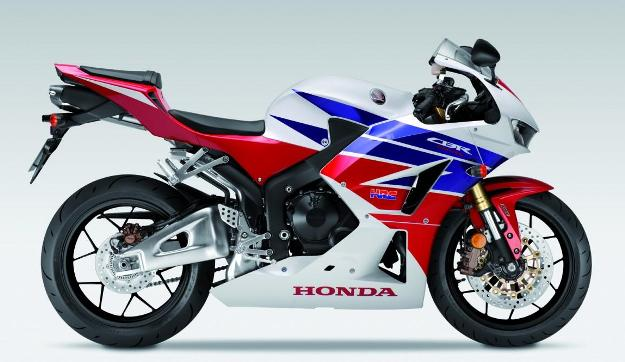 News motor bike 2013: Honda CBR600RR defector of Supersport