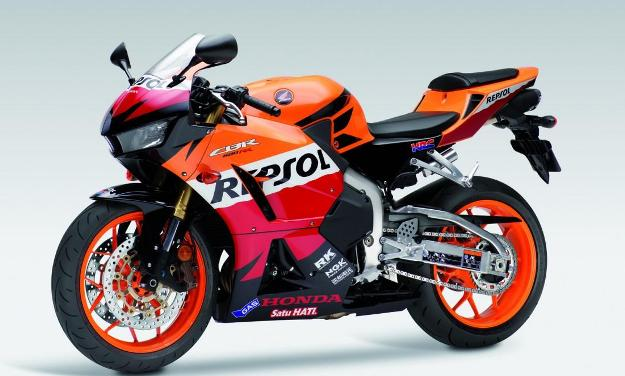 News motor bike 2013: Honda CBR600RR defector of Supersport
