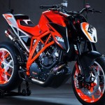 News Motor Bike 2013 With The EICMA: KTM Super Duke R 1290, Of The Radical In Forecast!