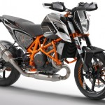 News Motor Bike 2013 With The EICMA: KTM Duke 690 R, A Zest Of Orange Moreover