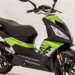 Peugeot Speedfight 125: It Arrives for 2013!