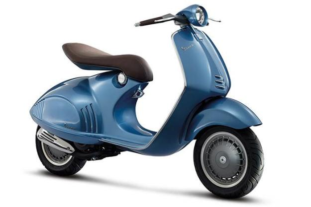 Vespa 946 2013: First information and photographs