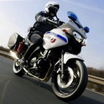 Yamaha TDM 900 Will Equip The Police