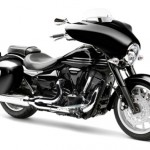 News motor bike 2013: Yamaha XV1900A Midnight Star CFD
