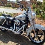 Test Harley Davidson Switchback: Toured Transform's