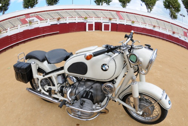 Test BMW R69S 1969: Series 2 version Sport