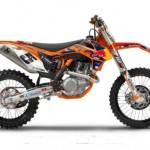 Cross-country race 2013 KTM 450 SX-F