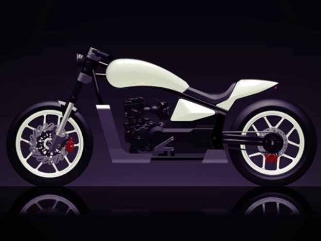News motorcycle 2013: Leonart Pilder 125