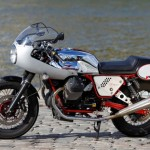 "Test Moto Guzzi V7 Racer Kit ""Record"""