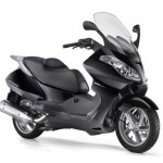 Test Aprilia Atlantic 125 2013