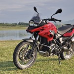 Test BMW F700GS 2013 Review