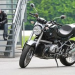 Test BMW R1200R Classic Boxer which Flat ego