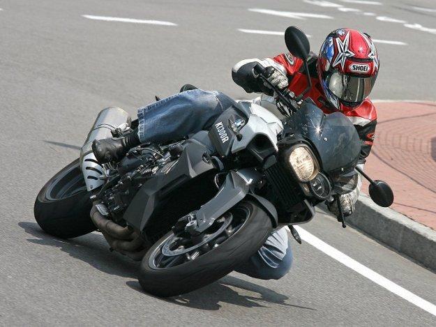 Test BMW K1300R: Full Techno