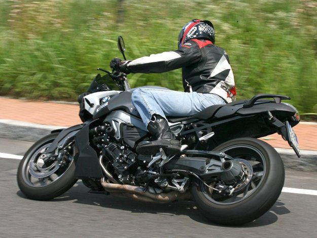 BMW K1300R: The complete test