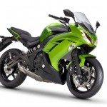 Test Kawasaki er6f 2012 for a Few Euro