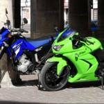 Kawasaki Ninja 250R vs Yamaha WR250X