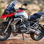 Test BMW R1200GS 2013: Super air water!