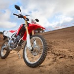 Test Honda CRF250L 2013