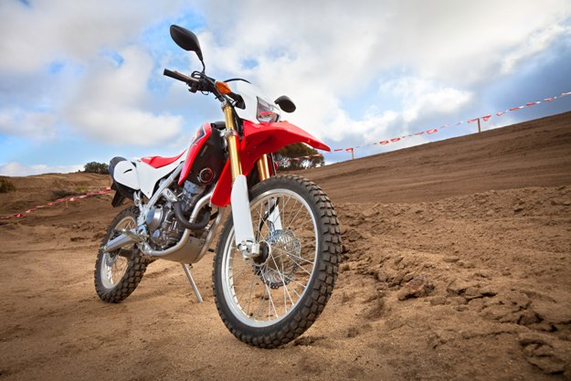 Test Honda CRF250L: The general-purpose trail road/enduro with sauce Thai