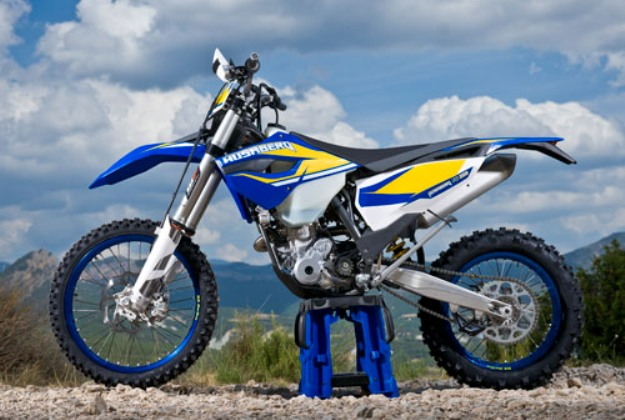 Test Husaberg 350 FE: The Swedish alternative to the reference Enduro KTM