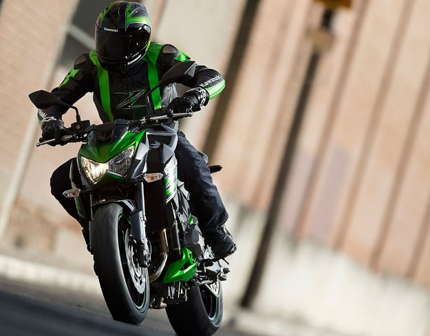 Test Kawasaki Z 800, without surprize?