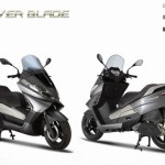 Benelli silver blade BJ250T-8 with EFI System