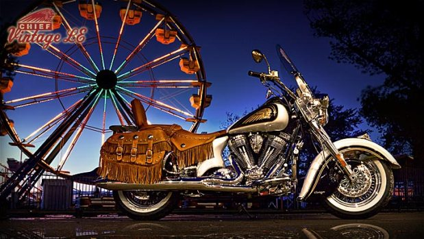 2013 Indian Chief Vintage LE Picture