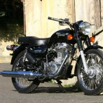 Test Royal Enfield 500 Electra 2013