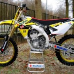 News motorcycle 2013: Suzuki RM-Z 250 and 450 Factory Replica